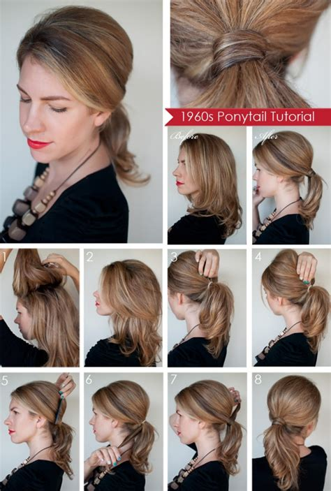 hairstyles and tutorials