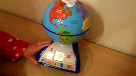Amazing Oregon Scientific Smart World Globe For Teaching