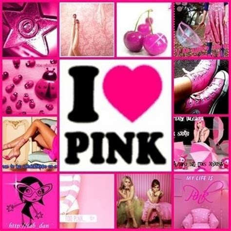 pink is my favorite color my favorite color is pink
