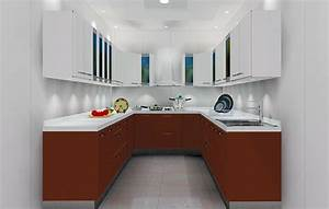 u shape modular kitchen With modular kitchen u shaped design