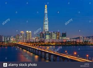Han River And Seoul Stock Photos & Han River And Seoul ...