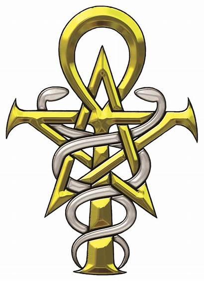 Wizard Oberon Symbol Wizardry Grey Magic Wizards