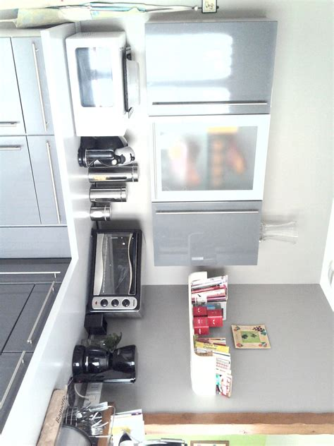 id peinture cuisine grise cuisine autre vue photo 8 9 gris doré numéro 4 de chez
