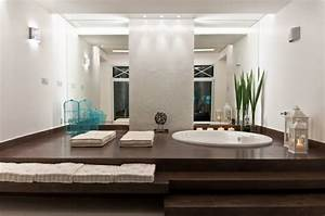 Faites vous le plaisir de la baignoire jacuzzi archzinefr for Salle de bain design avec bougie décorative oriental