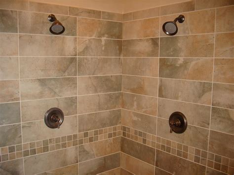 tile shower designs in marble and granite types represent