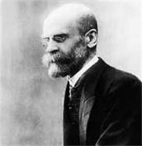 Durkheim, Emile | Internet Encyclopedia of Philosophy