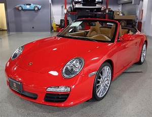 2009 Porsche 911 Carrera S Cabriolet Stock   1226 For Sale Near Oyster Bay  Ny