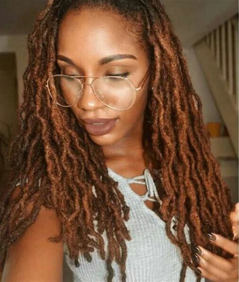 funky faux locs   inspire