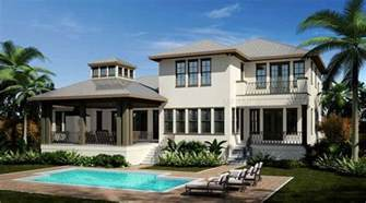 Caribbean Architecture Style Photo by House Plans And Design Architectural Designs Caribbean Homes