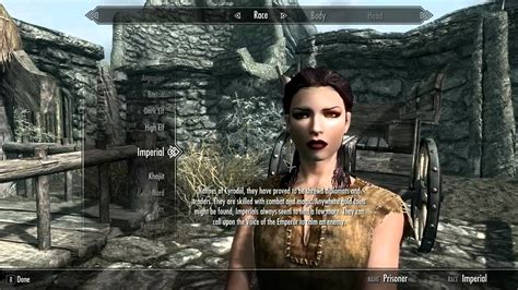 Skyrim Better Looking Females Mod Youtube
