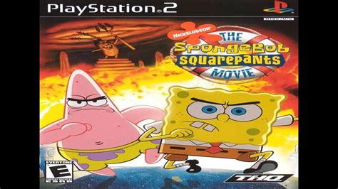 The Spongebob Squarepants Movie Official Game Trailer