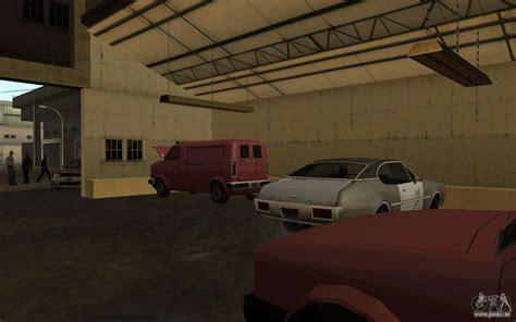 Andrea S Garage by Le Garage Est Situ 233 224 Les Quais Pour Gta San Andreas
