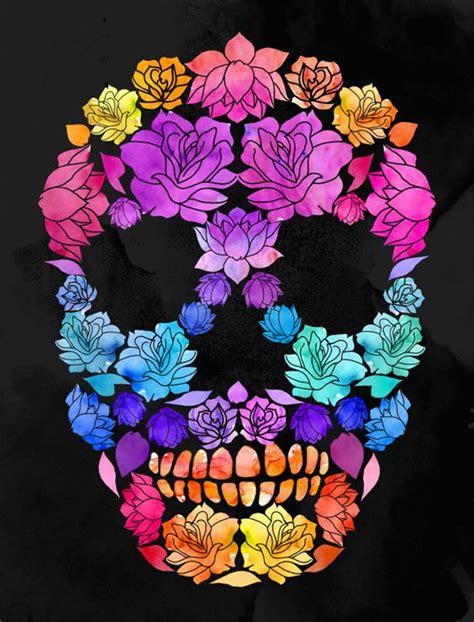 Calaveras Calaveritas y maquillaje para dia de Muertos