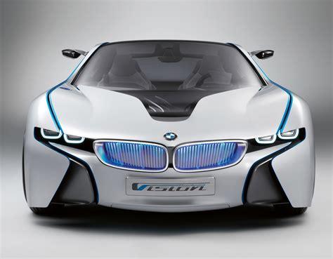 Bmw Vision Efficientdynamics Hybrid Concept Car