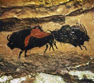 Lascaux Cave Paintings Bison