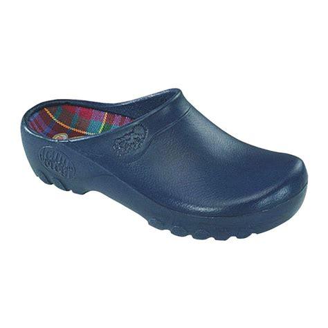 garden clogs womens jollys s navy blue garden clogs size 10 lfc nvy 40