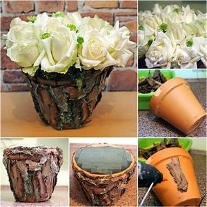 DIY flower arrangement ideas - 4 easy rose centerpieces
