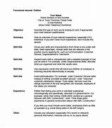 Resume Outline Template 13 Free Sample Example Format Download Resume Samples Outline Of Information Resume Basics Resume Outline Template 13 Free Sample Example Format Download Resume Outline Resume Cv Example Template