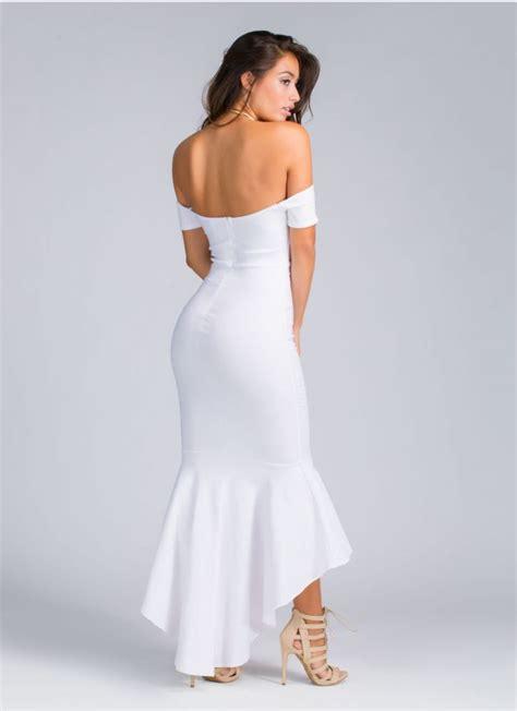 classy sexy elegant   shoulder dress  perfect