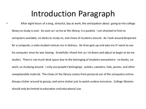 Sample  Paragraph Essay High School  Stlfamilylife How To Write A Introduction Paragraph For A Essay Structuring Your  Assignment Student Services Diwali Essay In English also Home Work Help Online  Compare And Contrast Essay Sample Paper