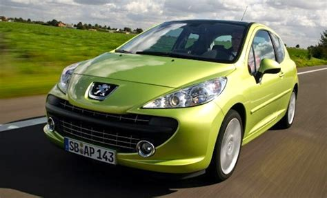 peugeot germany germany 2009 scrappage scheme sends models ranking wild