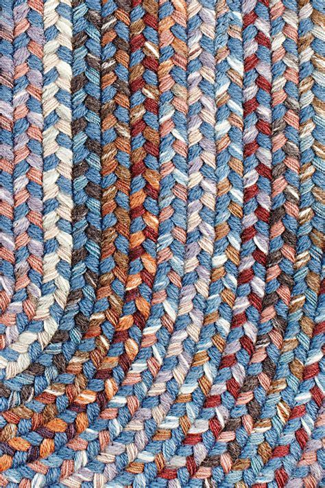 usabc braided astoria wool area rug   america