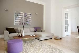 Wände Streichen Ideen : wohnzimmer w nde streichen ideen ~ Yasmunasinghe.com Haus und Dekorationen
