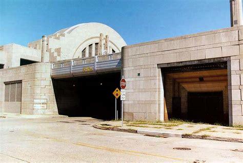 Cincinnati Union Terminal Dalton St. Tunnel Photographs