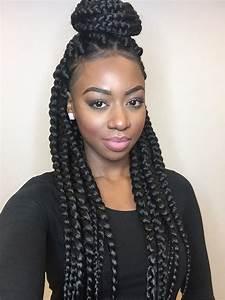 Best 25 Black Hair Braid Hairstyles Ideas On Pinterest