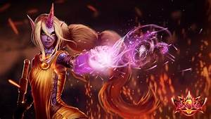 Soraka Fan Art - League of Legends Wallpapers