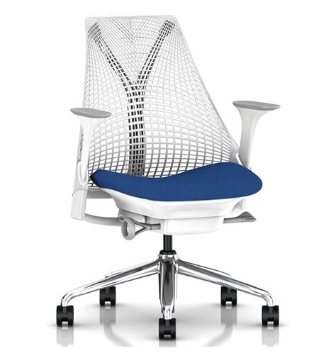 next day delivery herman miller sayl office chair smurf