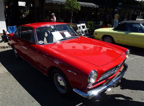 Fiat Abarth Coupe by The 1962 Fiat Abarth 2300 S Coupe What A