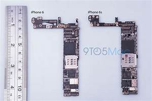 Analysis Of  U0026 39 Iphone 6s U2019 Logic Board Suggests Improved Nfc