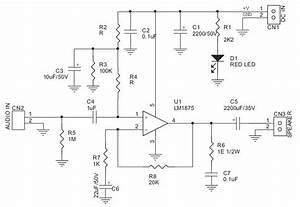 Layout Pcb Power Ampli