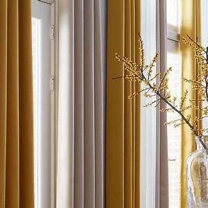 Vorhang Gelb Blickdicht : blickdichte gardinen nach ma f r ihr fenster jetzt online kaufen ~ Markanthonyermac.com Haus und Dekorationen