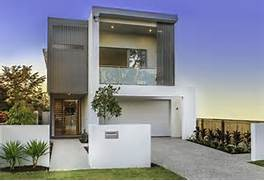 Narrow House Facade Kalka Home Graceville Display Home Wentworth Facade Small Lot Home