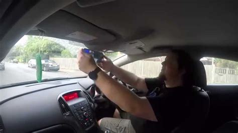 route  installation  vauxhall astra  mk youtube