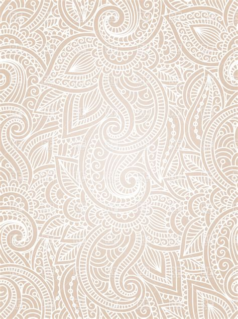 Indian Background Indian Seamless Background Vector Image Vector Artwork