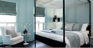 schlafzimmer blau turquoise blue bedroom transitional bedroom
