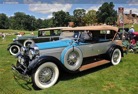 1930 Lincoln Model L - Information and photos - MOMENTcar