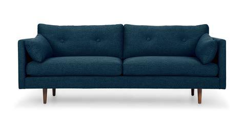 sofa turquoise sofa  luxury mid century sofas design