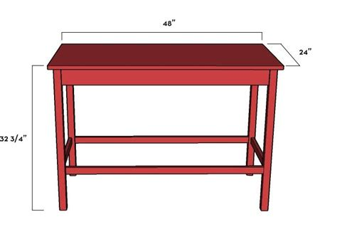 simple kitchen island ana white simple kitchen island diy projects