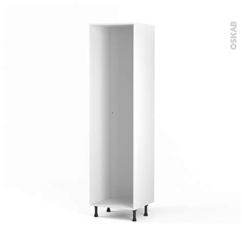 caisson colonne cuisine caisson colonne n 31 armoire de cuisine l60 x h217 x p56 cm sokleo oskab