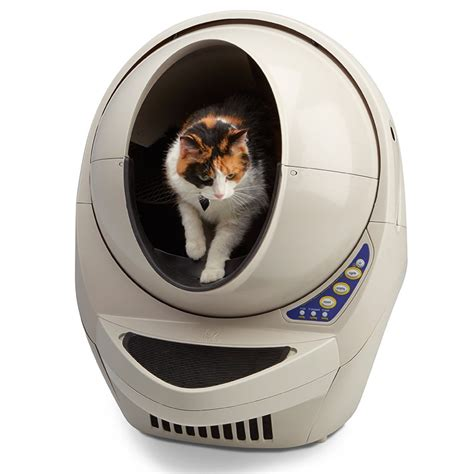automatic self cleaning litter box top 20 gifts 2015 robotshop