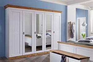 Kleiderschrank Grau Holz : schlafzimmer m bel aus massivholz skandinavisch skanm bler ~ Frokenaadalensverden.com Haus und Dekorationen