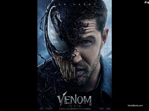 Venom Movie Wallpaper #2