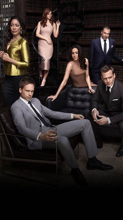 Suits Phone Serie Wallpapers