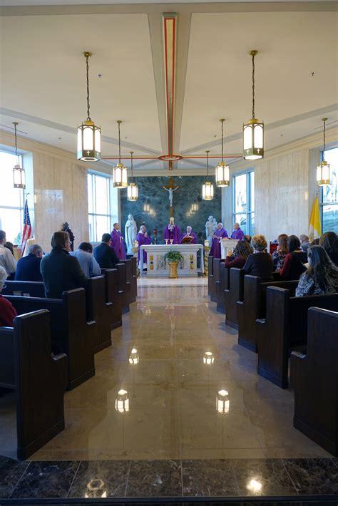 main chapel  edwin cardinal obrien pastoral center