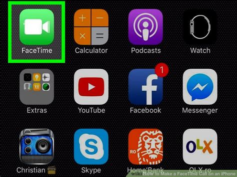 facetime for iphone 6 how to make a facetime call on an iphone 11 steps with Facet