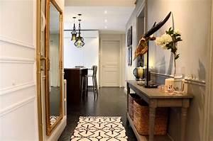 Dcoration Entree Appartement Exemples D39amnagements